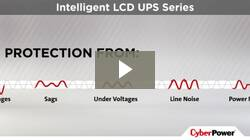 Intelligent LCD UPS Series video