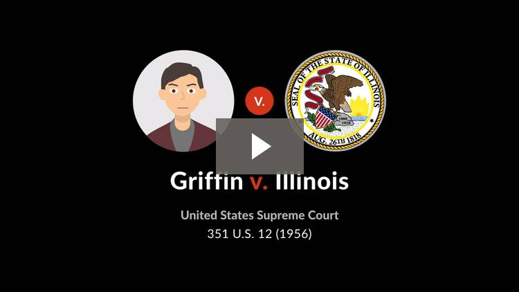 Griffin v. Illinois