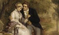Elizabeth Barrett Browning, Sonnet 29 ('I think of thee') (1845-46)