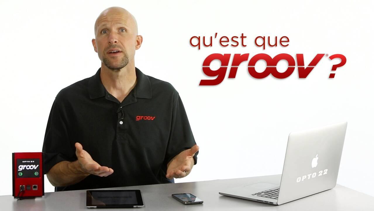 Qu'est que groov?