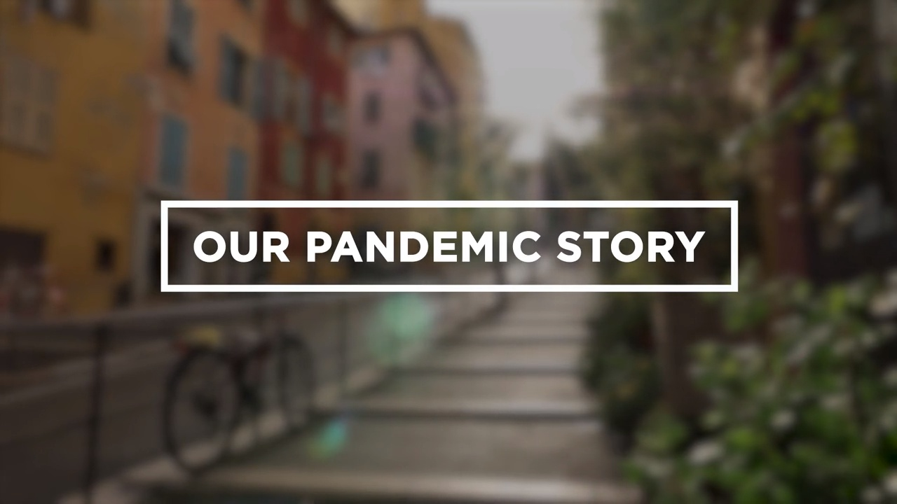 Our Pandemic Story - Collette