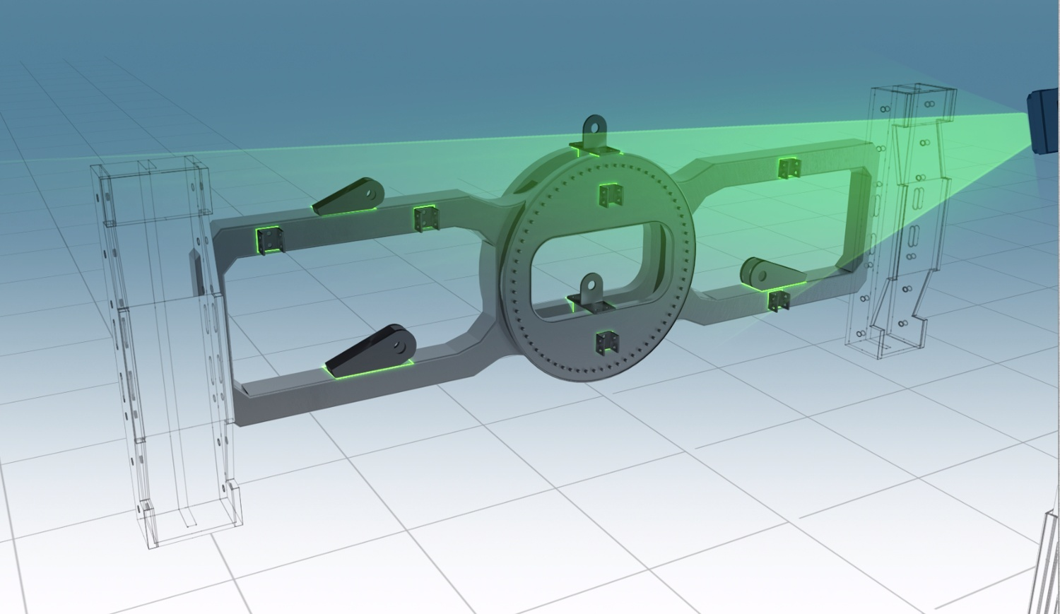 Part Positioning and Assembly