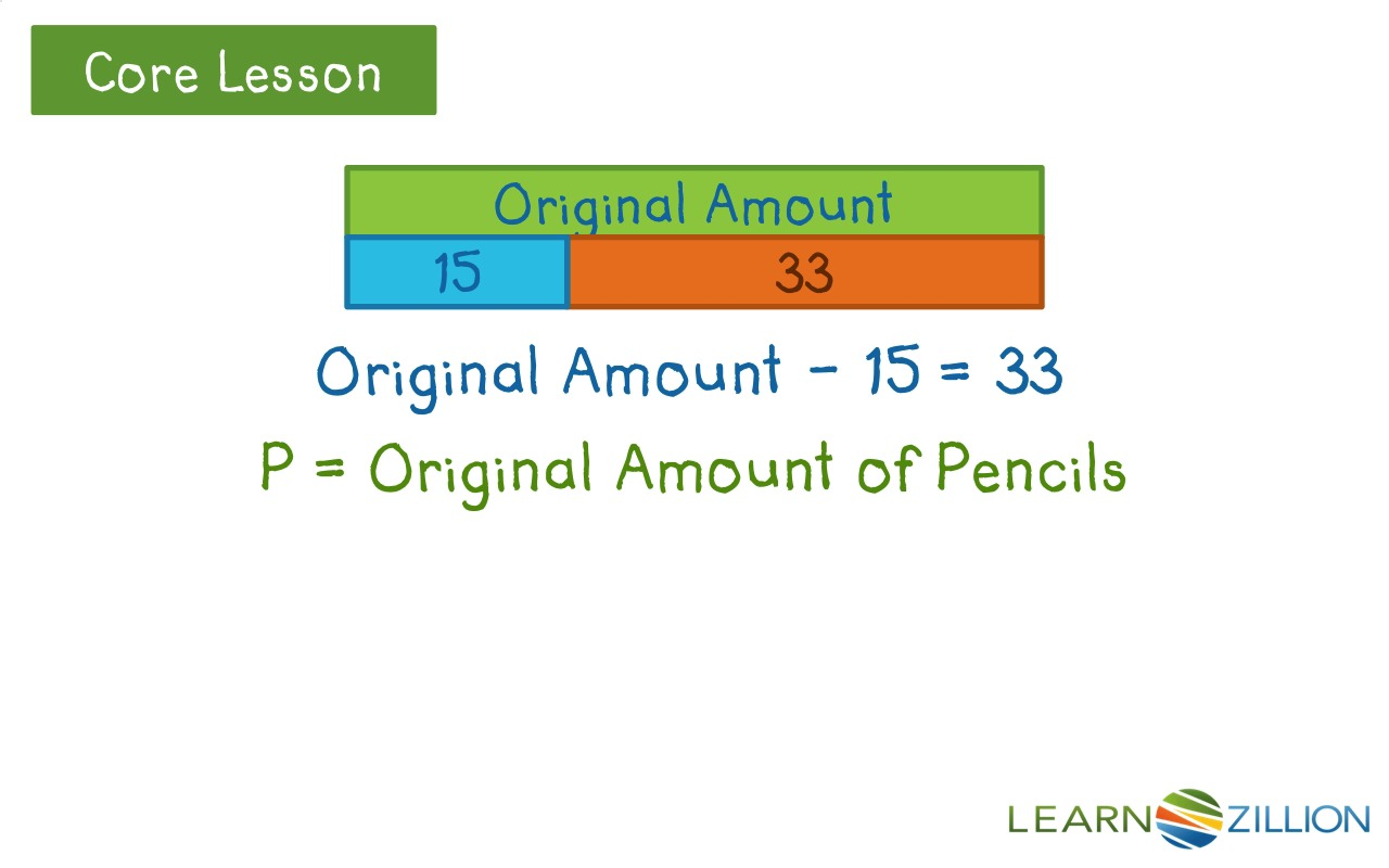 Lesson 19: Solve Equations - Ready Common Core