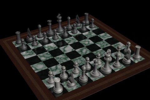 Dead Man's Chess - great fantasy game.