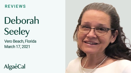 Testimonial thumbnail portrait of Deborah Seeley