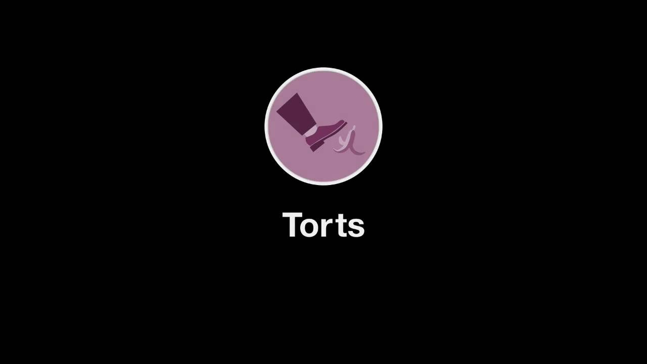 Welcome to Torts thumbnail