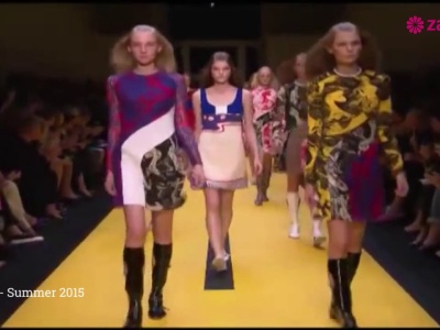 Défilé Carven Printemps Eté 2015 : Fashion Week de Paris