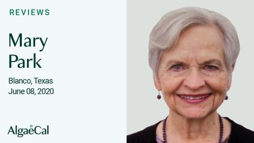 Testimonial thumbnail portrait of Mary Park