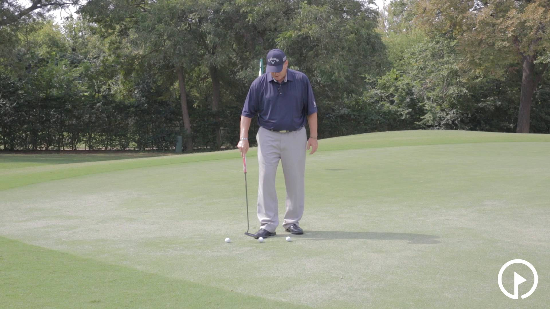 Develop Good Touch and Control with Your Putter