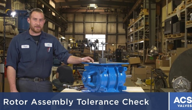 Thumbnail: Rotor Assembly Tolerance Check