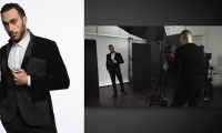 Thumbnail for Studio Shoots / Commercial Portrait-3 Light Setup-White Backdrop