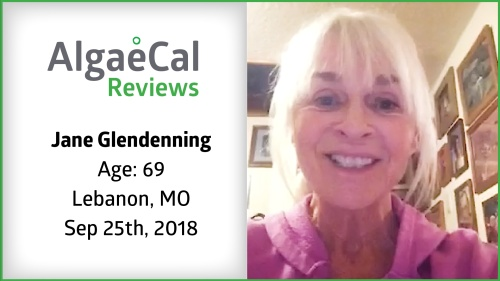 Testimonial thumbnail portrait of Jane Glendenning
