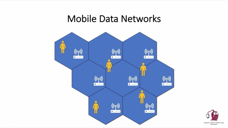 Mobile Data Networks