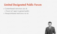 Public Forum Doctrine thumbnail