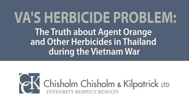VA's Herbicide Problem: Get the Truth About Agent Orange