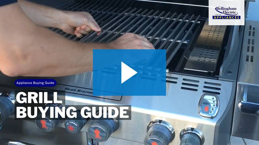 Buying a New Gas Grill