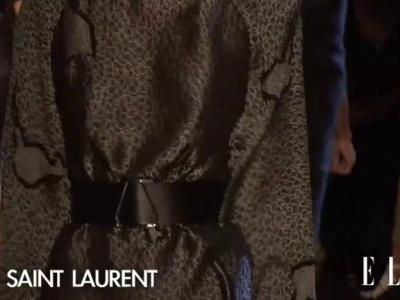 Pret-a-porter van Yves Saint Lorent 2012-2013