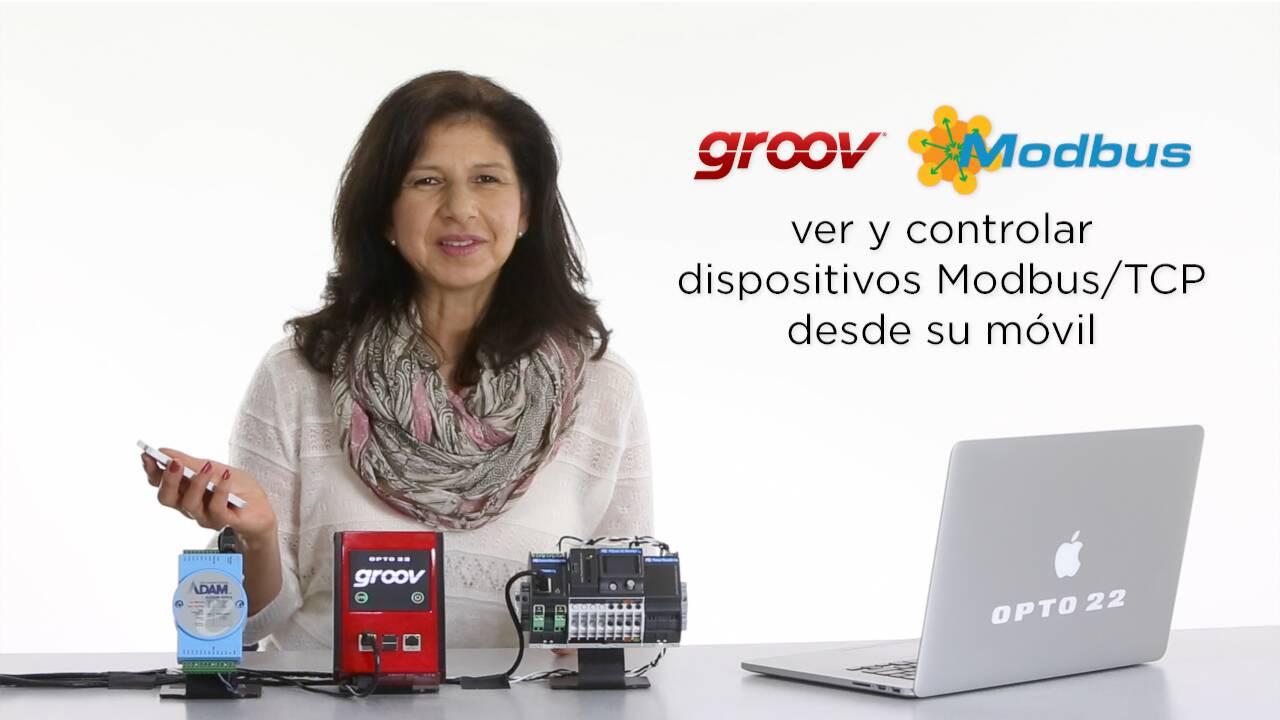 SPANISH groov Modbus