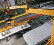 Modular Building Manufacturing Application