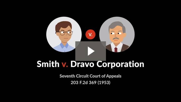 Smith v. Dravo Corp.