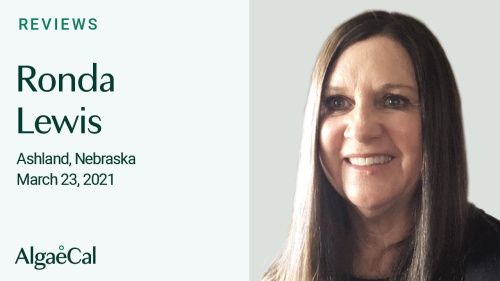 Testimonial thumbnail portrait of Ronda Lewis