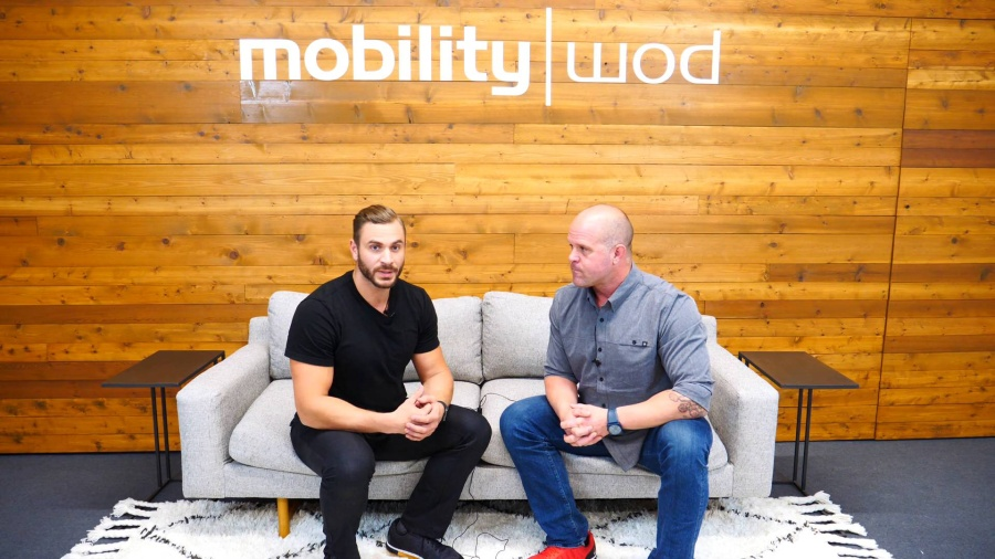 Athletigen + MobilityWOD