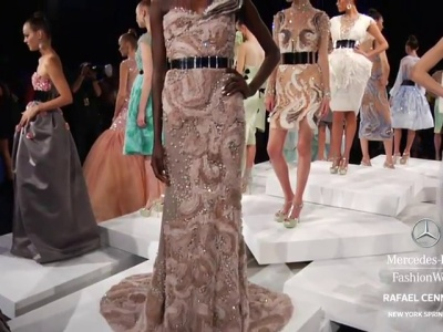 Rafael Cennamo highlights, Mercedes Benz Fashion Week spring 2013 collections