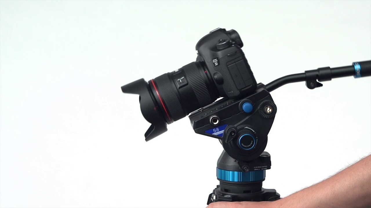 Benro S8 Video Tripod Head