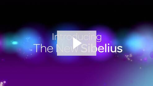 Sibelius 7 MAC & PC video