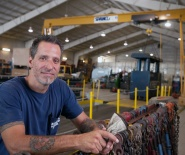 Warehouse Lifting Testimonial