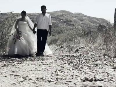 Sesión trash the dress de Sol y Priss