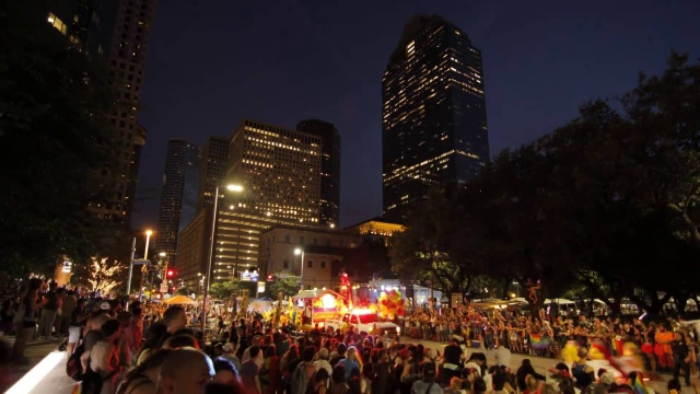 2017 Houston LGBT Pride Celebration