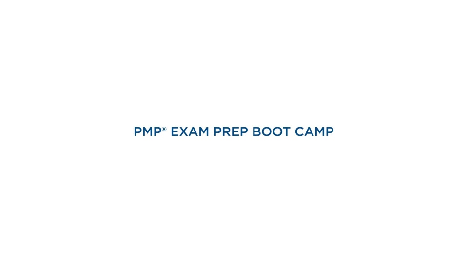 Pmp Exam Prep Training Course Global Knowledge