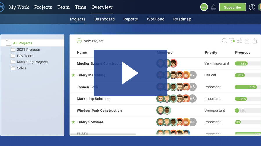 Project management training video (04wal5qycw)