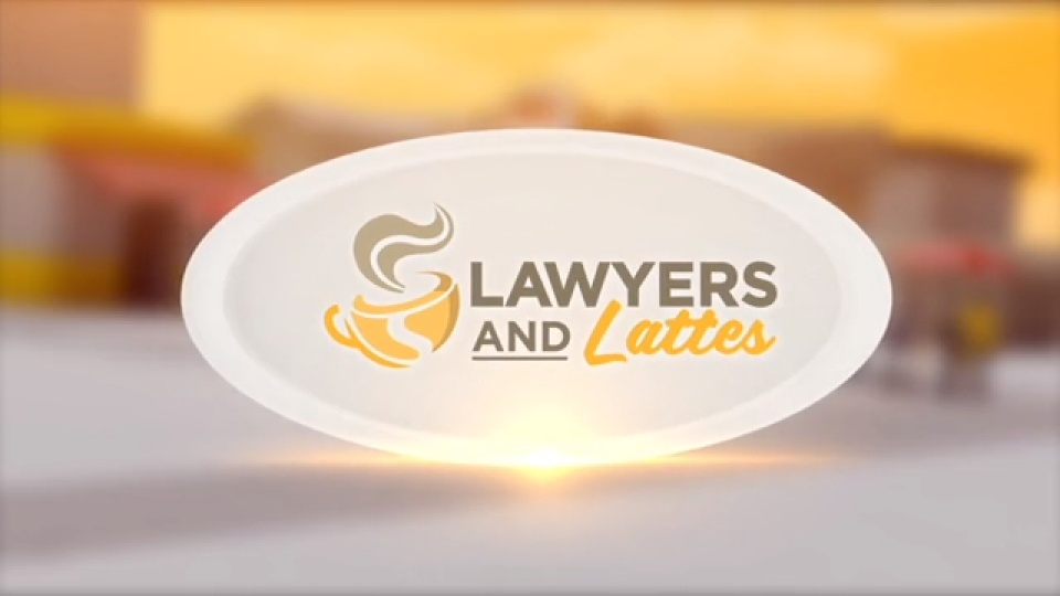 Lawyers and Lattes Featuring Mark Munson of Ruder Ware