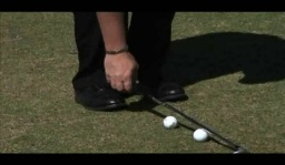 Practice Like the Pros - Chipping Set-up