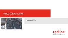 Video Surveillance with Redline - October 2017
