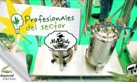 Conoce los estupendos equipos de extracción de resina de Mr Hide Extracts