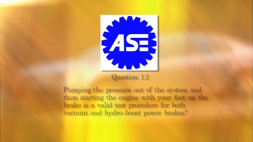 Ase A5 Test Prep Automotivelight Truck Brakes With Mark Dekoster