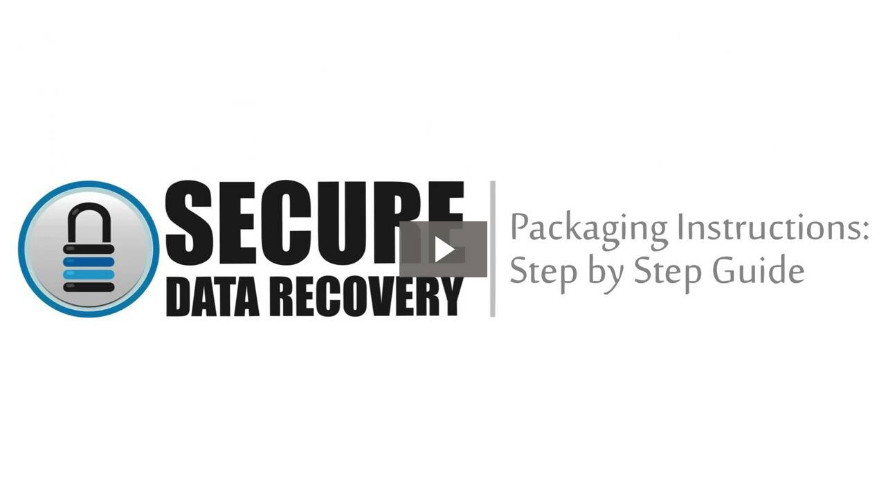 A Video about Secure Data Recovery