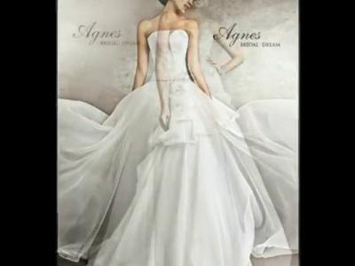 Tendencias 2013: tradicionales y elegantes vestidos de novia