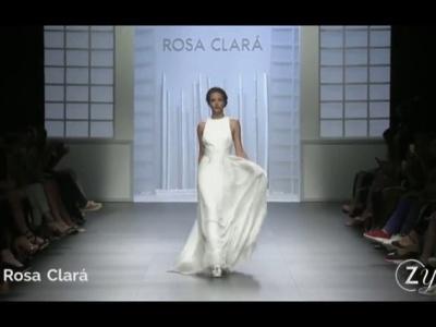 Rosa Clará 2016 : une collection ultra féminine et raffinée