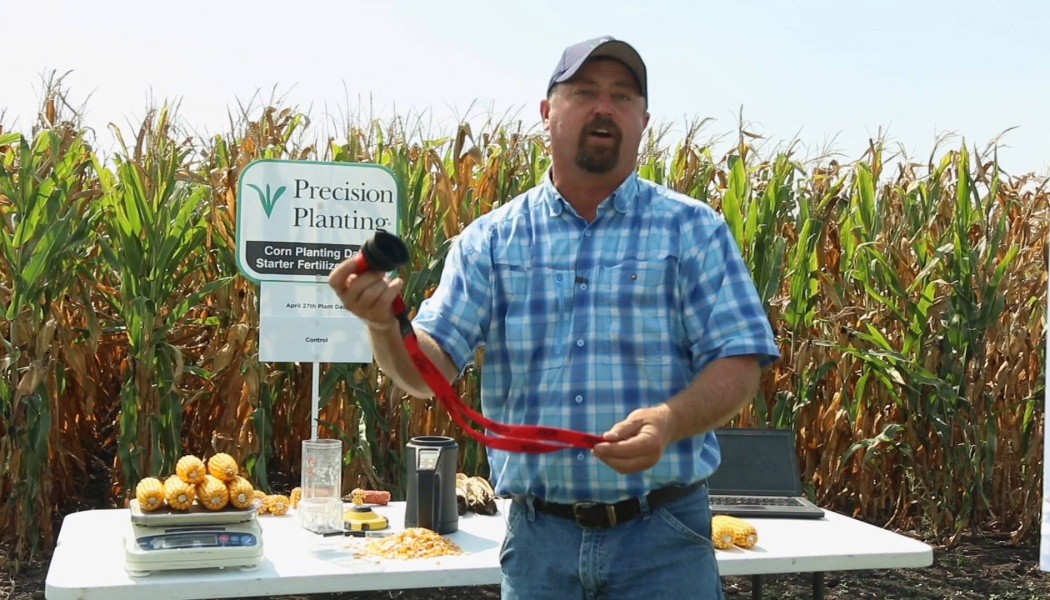 "Pre Harvest Yield Checks ""Weight Matters"""