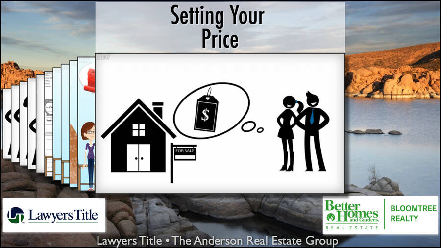 How Do I Set The Price On My House?