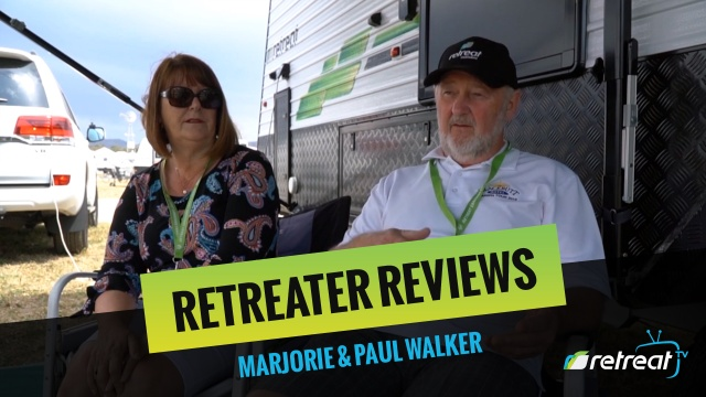 Retreater Review – Marjorie & Paul Walker