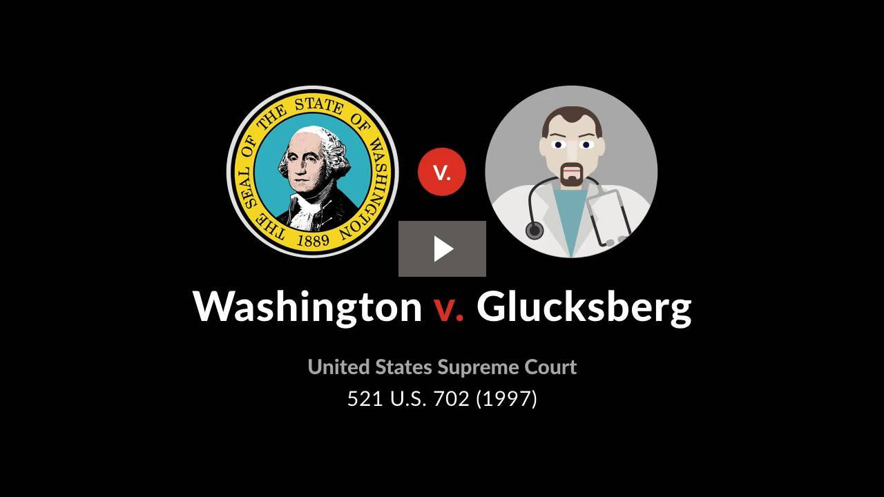 Washington v. Glucksberg