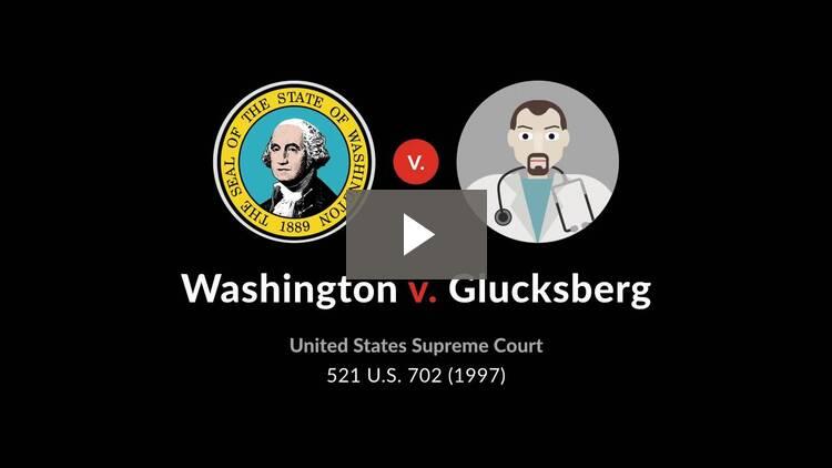 Washington v. Glucksberg