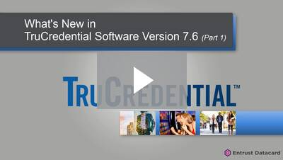 What's New in TruCredential 7.6 part 1