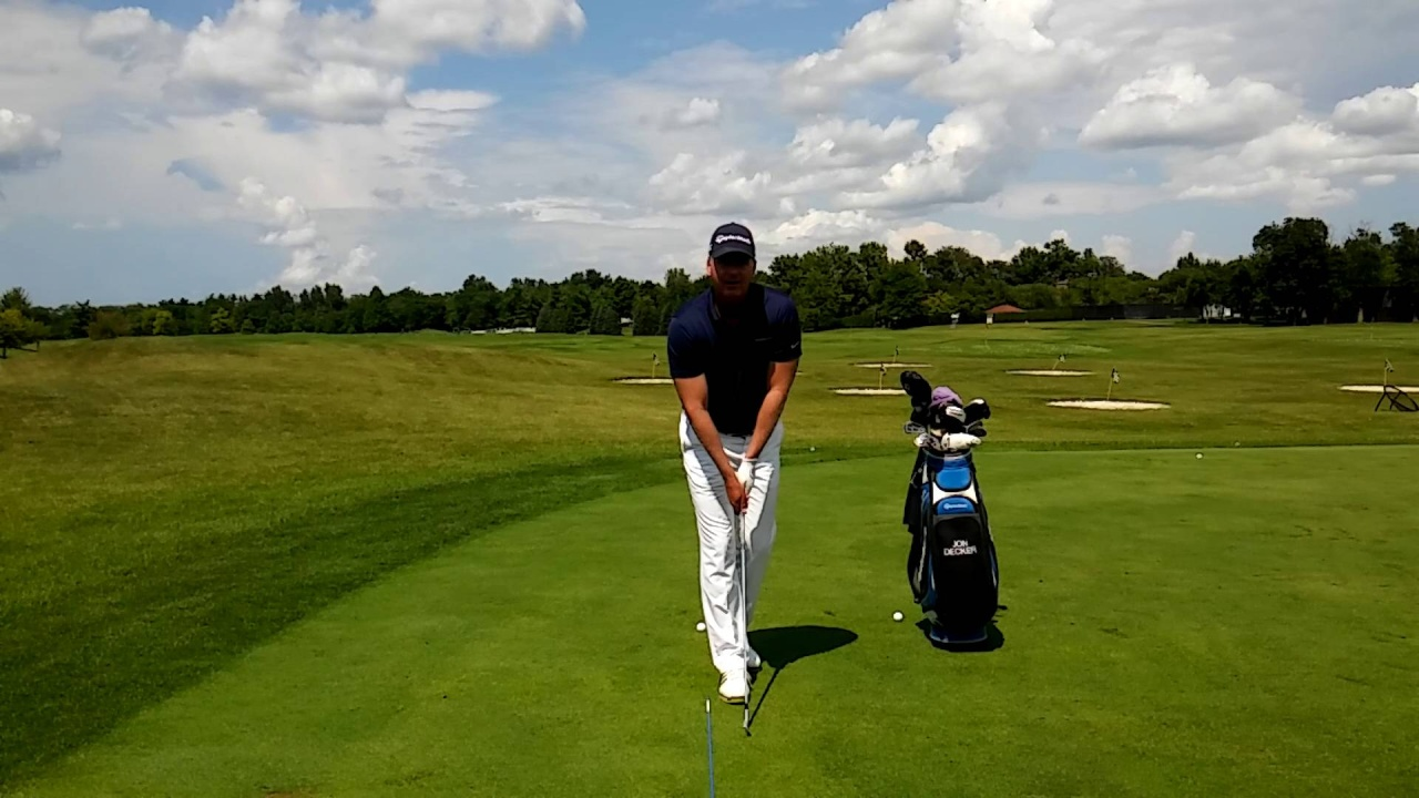 Correctly Align Your Club Face to Your Target
