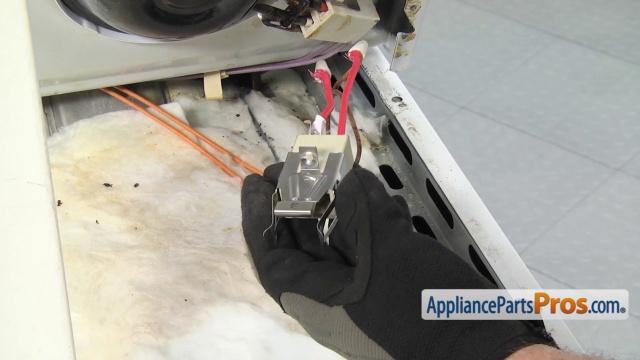 Range Ceramic Terminal Block Kit (part #12001676) - How To Replace on